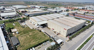 INDEKS A.S HAS BOUGHT TABACCO'S FACTORY WHICH HAS 50000 M² AND WHERE IS FOUNDED IN ULUKENT